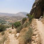 Eerste grot in Arsameia