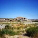 afgegraven bewoningsheuvel