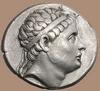 antiochos II theos, een van de voorouders van Antiochos.