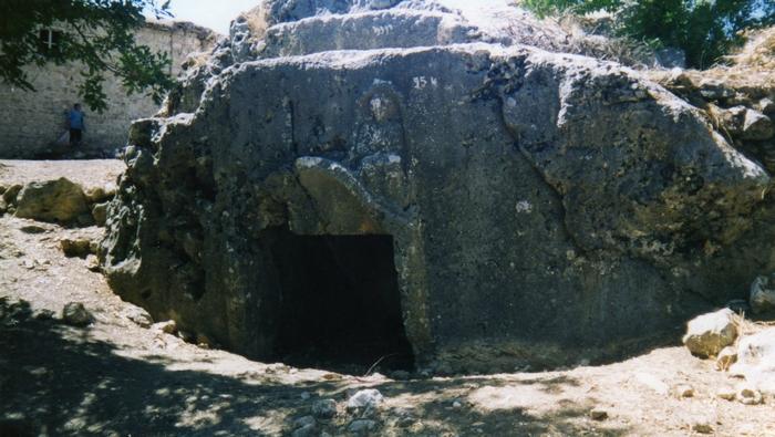 Romeins grafmonument van Basik, nabij Gerger Kalesi