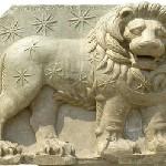 Kopie van de Leeuwenhorscoop, datering  14 juli 109 v. Chr.