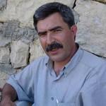 """Mahmut Aydin, vriend van de """"Verteller van het Oude""""."""