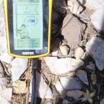 Eerste aardewerkscherf rond Nemrud, vondstnummer 05.01
